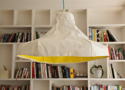 Papela Lamp by Meirav Barzilay in home furnishings  Category