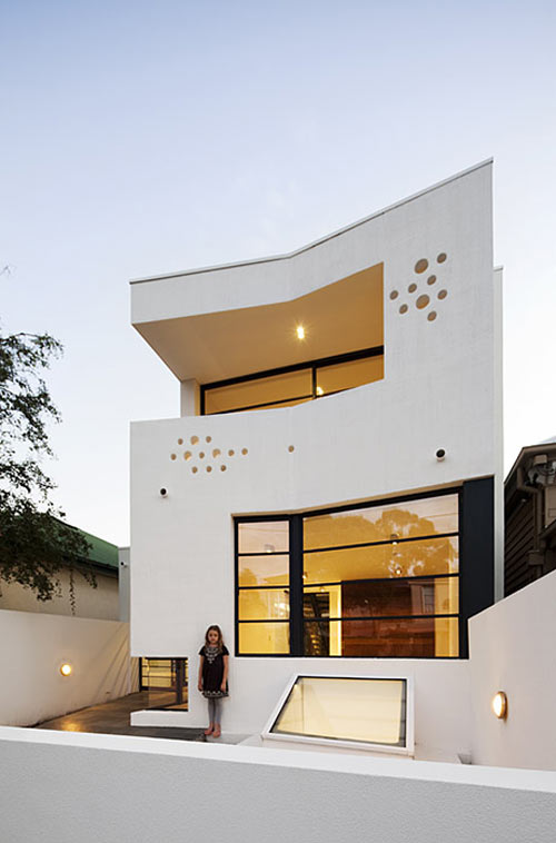Prahran House by Nervegna Reed Architecture and ph Architects in architecture  Category