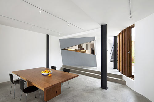 Prahran House by Nervegna Reed Architecture and ph Architects in main architecture  Category