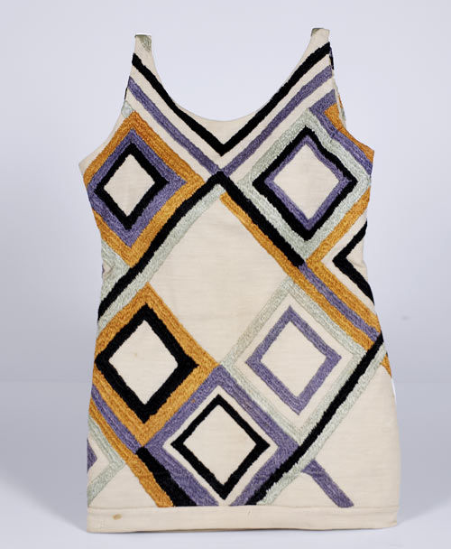 Color Moves: Art and Fashion by Sonia Delaunay in style fashion main home furnishings art  Category