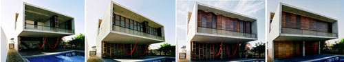 TDA House in Mexico by Cadaval & Solà Morales in main architecture  Category