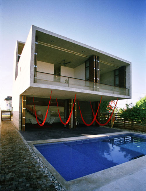 TDA House in Mexico by Cadaval & Solà-Morales
