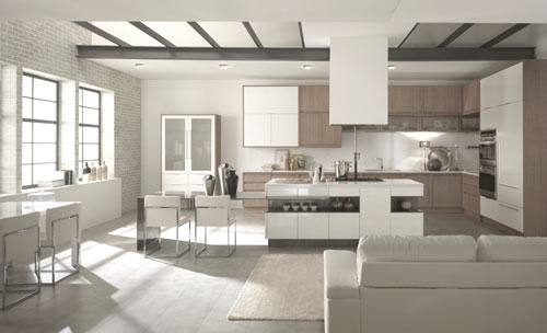 Timeline by Aster Cucine - Design Milk