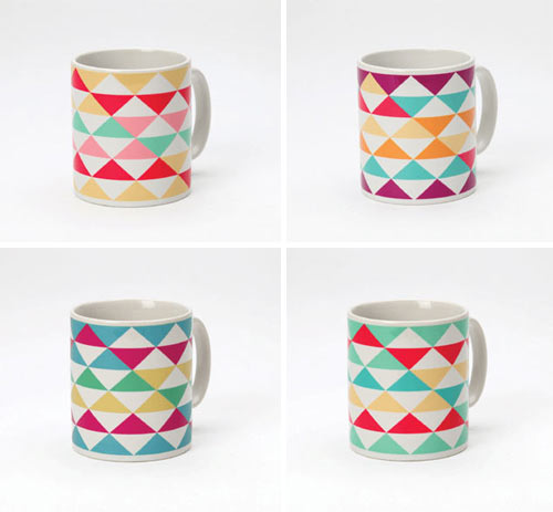 Sonodesign Triangular Mugs