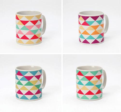 Sonodesign Triangular Mugs