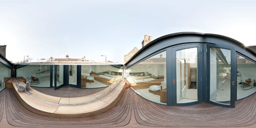 Woven Nest in London by Atmos Studio