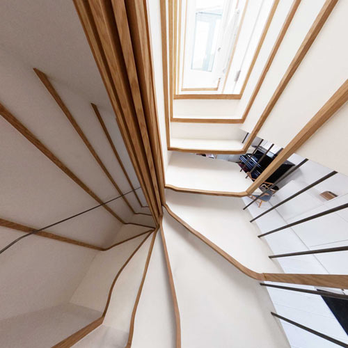 Woven Nest in London by Atmos Studio in main architecture  Category