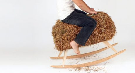 Horseless Rocking Horse by Studio Ve