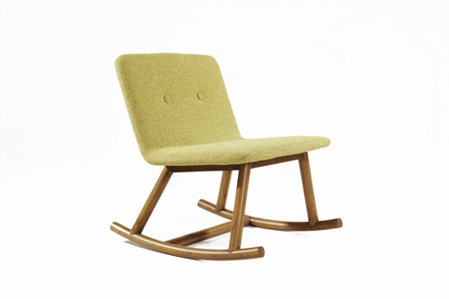 Idle-Rocking-Chair-Green