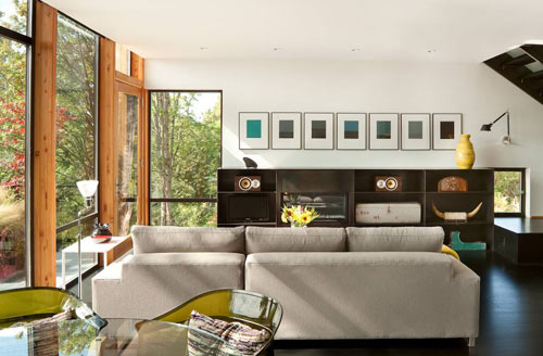 The EB1 Residence by Replinger Hossner Osolin Architects in main architecture  Category