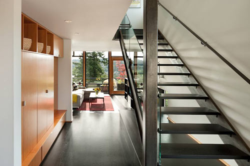 The EB1 Residence by Replinger Hossner Osolin Architects in architecture  Category