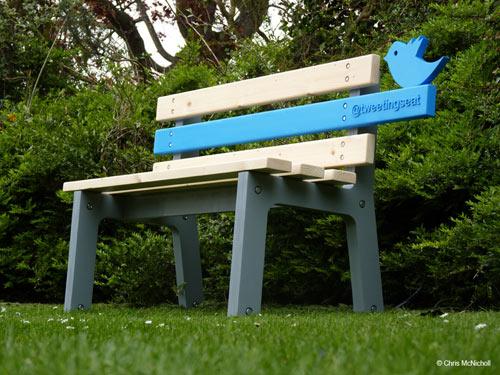 TweetingSeat by Chris McNicholl