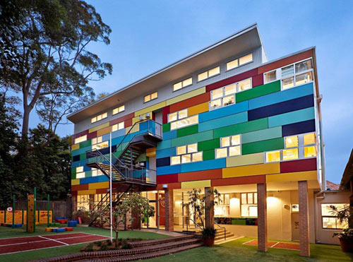 Wahroonga Preparatory School by GGF Architects in main architecture  Category