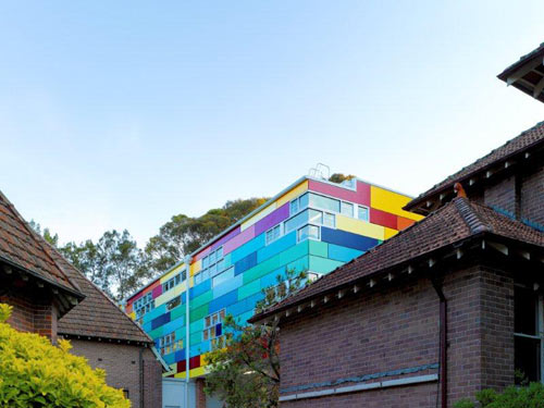 Wahroonga Preparatory School by GGF Architects