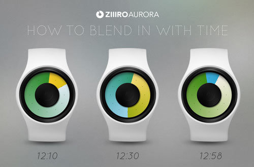 Aurora Watch by ZIIIRO in style fashion main  Category