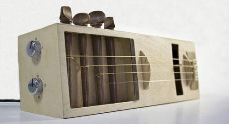 The Acoustic Alarm by Jamie McMahon