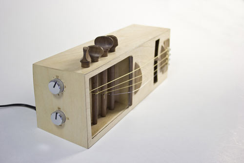 The Acoustic Alarm by Jamie McMahon in technology main  Category