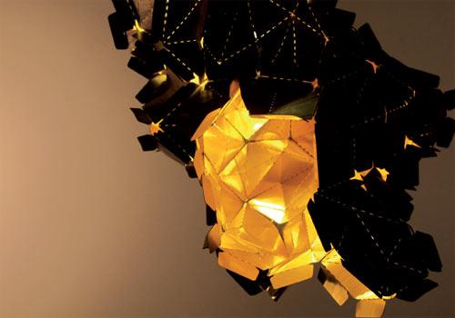 Alè Lamp by Jaim Telias