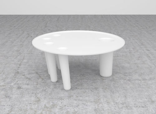 Alfred Coffee Table by Bonaguro Giorgio