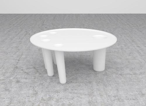 Alfred Coffee Table by Bonaguro Giorgio