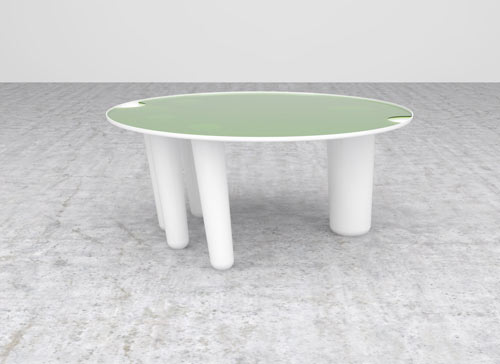 Alfred Coffee Table by Bonaguro Giorgio in main home furnishings  Category