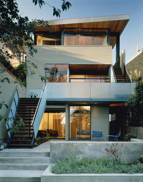 Alvarado House by Terry & Terry Architecture in main architecture  Category
