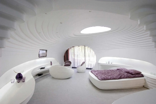 Skim Milk: Barin Ski Resort by RYRA Studio