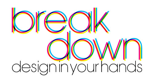 Break Down: Design In Your Hands