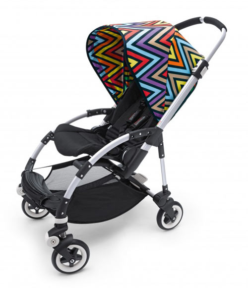 Bugaboo x Missoni in style fashion  Category