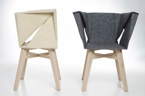 Chair D by KAKO.KO Design Studio in main home furnishings  Category