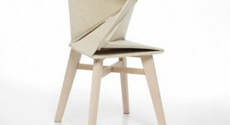 Chair D by KAKO.KO Design Studio