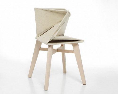 Chair D by KAKO.KO Design Studio