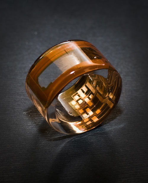 Jewelry from Old Technology