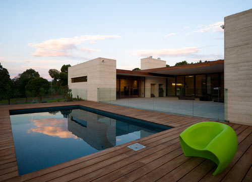 Decontra Residence by Fitt De Felice in architecture  Category