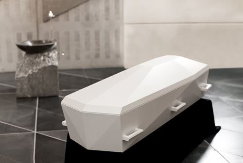 Diamant Series: Modern Coffins and Urns