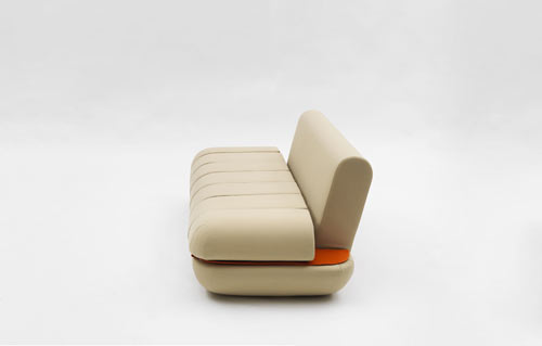 Dynamic Life Sofa by Matali Crasset in main home furnishings  Category