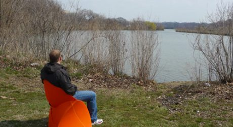 The Flux Chair Lands in the US