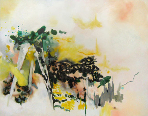 Fresh From The Dairy: Abstraction in main art  Category