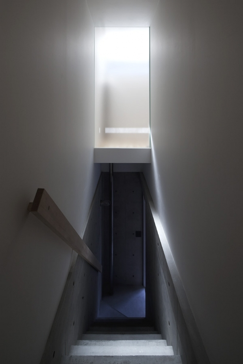 House A by Takeshi Hamada in architecture  Category
