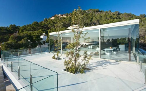 Villa in Ibiza by Bruno Erpicum & Partners in architecture  Category