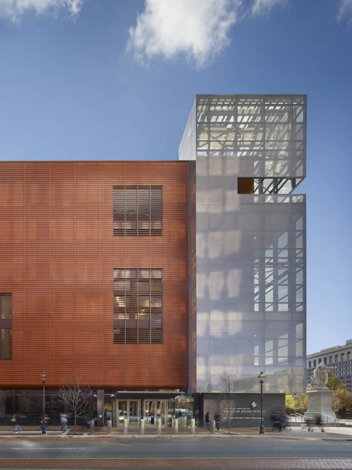 National Museum of American Jewish History by Ennead Architects