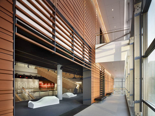 National Museum of American Jewish History by Ennead Architects in main architecture  Category