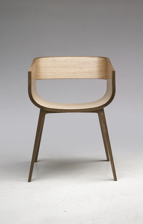 Maritime Chair by Benjamin Hubert in home furnishings  Category