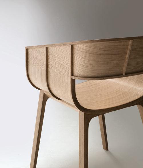 Maritime Chair by Benjamin Hubert - Design Milk