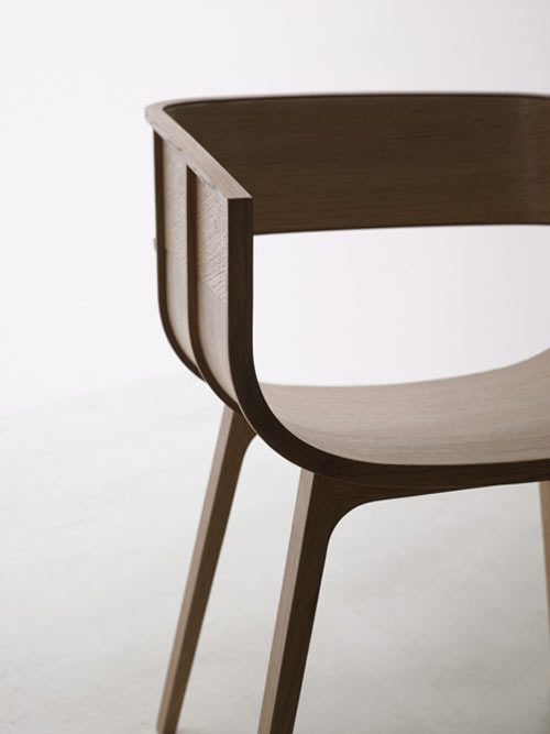 Maritime Chair by Benjamin Hubert in main home furnishings  Category