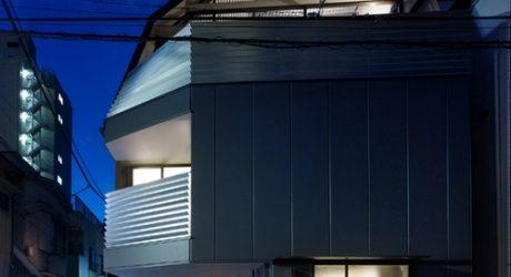 Mishima House by Keiji Ashizawa Design