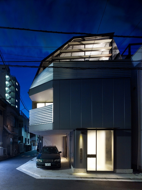 Mishima House by Keiji Ashizawa Design in architecture  Category