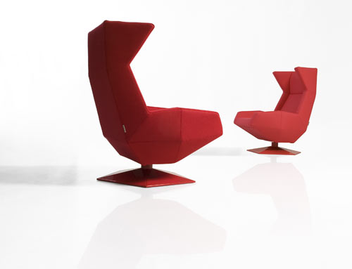 Oru Armchair in main home furnishings  Category