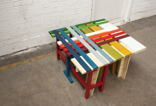 PlaidBench Collection by Raw Edges in main home furnishings  Category