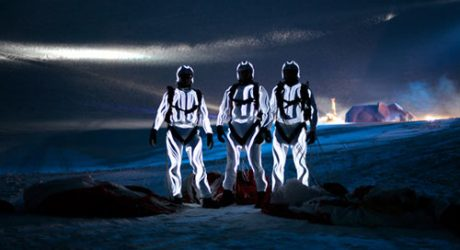 Lighted Suits by Visual Drugstore